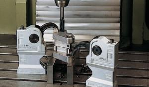 Maschinentischspanner - BAS-C