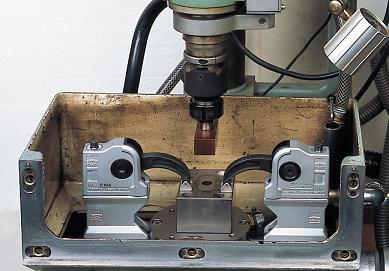 Maschinentischspanner - BS, BAS