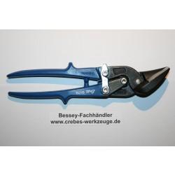 Hand-Blechschere, robust D17A von Bessey