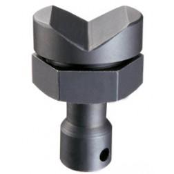 3101193 Druckplatte mit Prisma für Hochleistungszwingen (SLM / SGM / STBM / STBVC / SGU / STBU / SPZ80K)