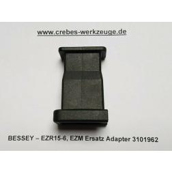 3101962 Ersatz-Adapter für Bessey Einhandzwinge EZM / EZR15-6