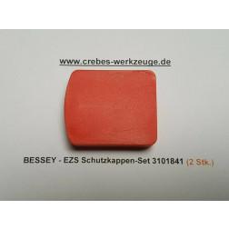 3101841 Schutzkappen-SET für Bessey Einhandzwinge EZS