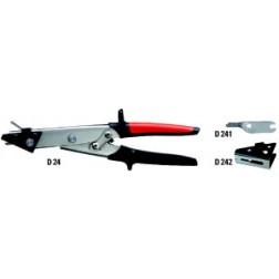 Ersatzmesser D241 für Blechknabber D24