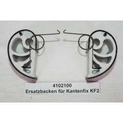 4102100 Druckbacken für Kantenfix KF2, inkl. Federn