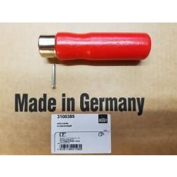 3100385 Holzgriff / ergo mit Splint