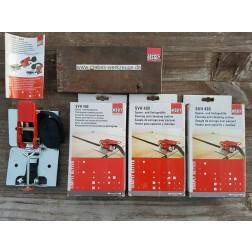 Spann- und Verlegehilfe SVH400 / 3er Paket